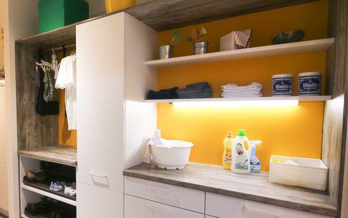 Hauswirtschaftsraum - Der Küchenladen Küchen Küchenstudio Euskirchen