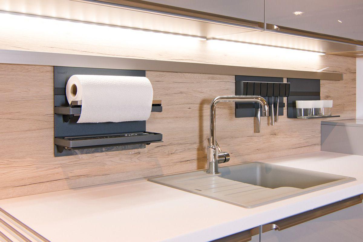 Großzügig Shining Design Küchen Rückwand Fotos - Schönes ...