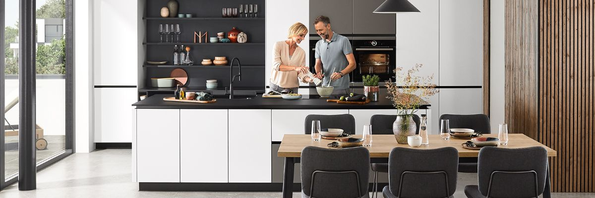 Nobilia küchen · siemens hausgeräte inspirationsbild nobilia